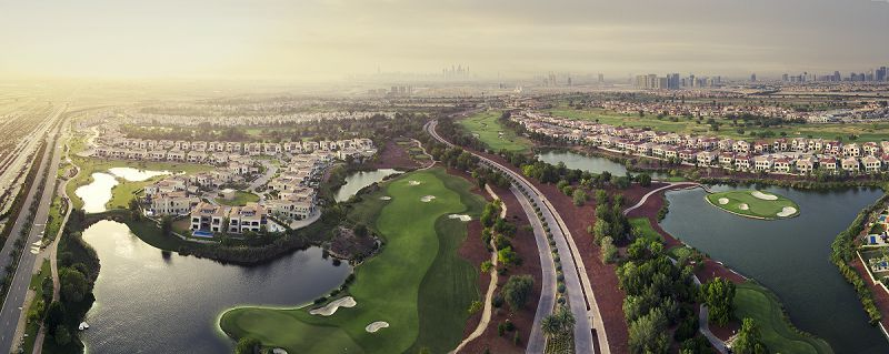 Saudi property investors targeted by world-class residential golf community developer in Dubai