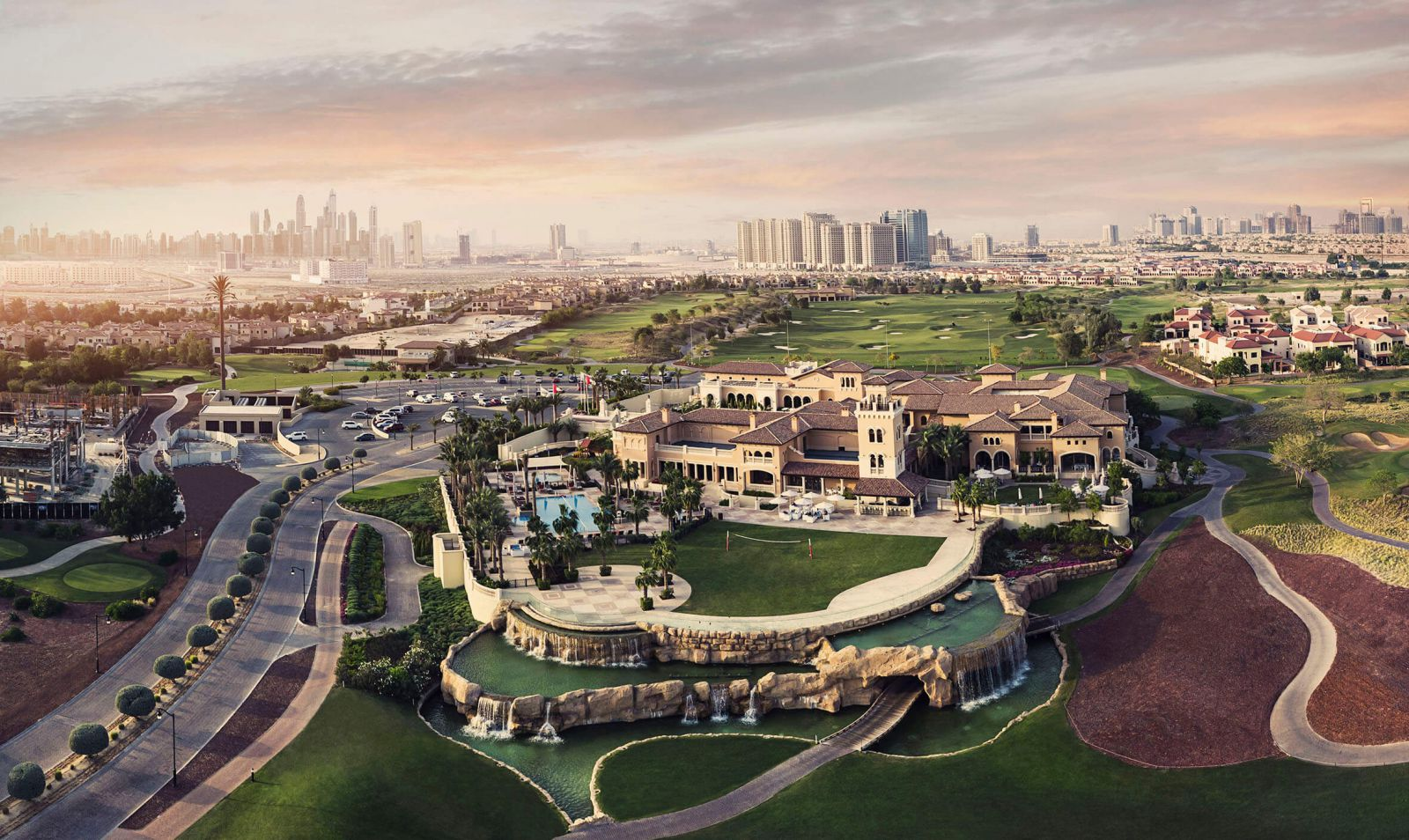 JUMEIRAH GOLF ESTATES TO OFFER 1% MONTHLY INSTALMENTS OFFER FOR ALANDALUS APARTMENTS AT CITYSCAPE GLOBAL