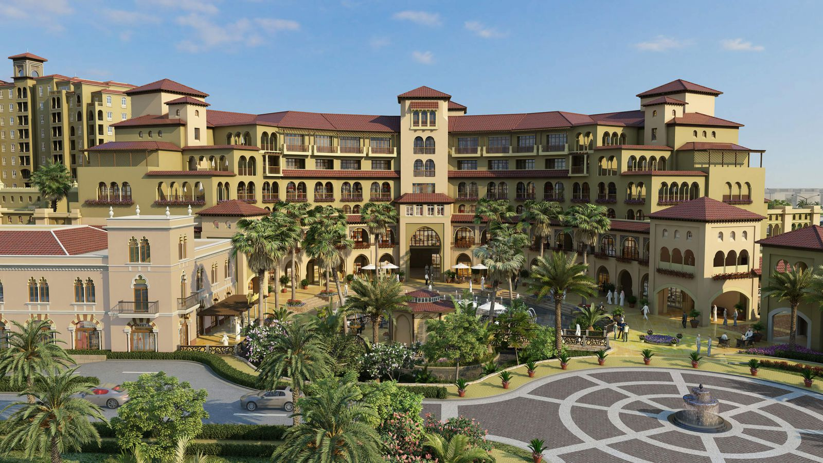 Jumeirah Golf Estates Awards AED 400 Million Contract to build Alandalus Apartments