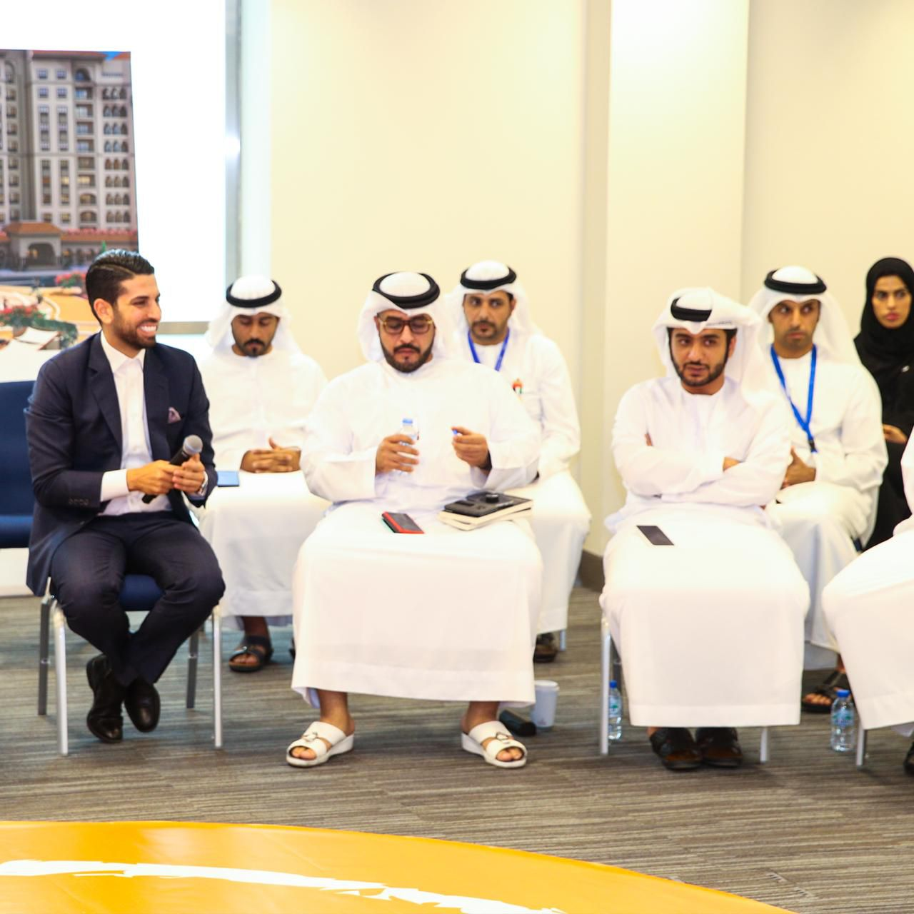Jumeirah Golf Estates Participates in the Youth Circle at FIABCI World Congress
