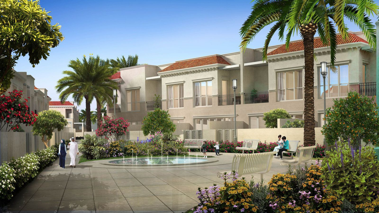 Jumeirah Golf Estates Appoints Contractor for Alandalus Townhouses and Retail Centre