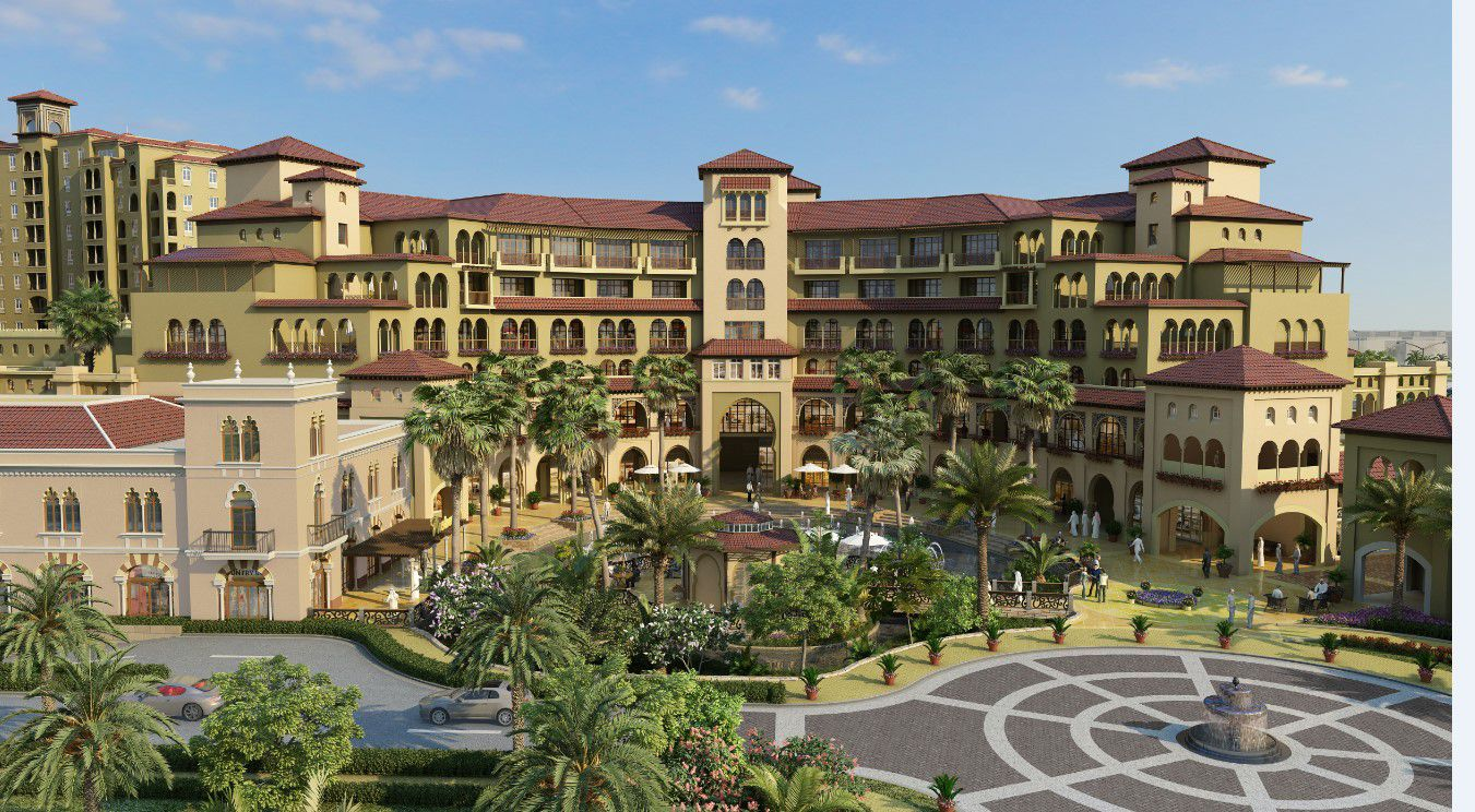 Jumeirah Golf Estates appoints building contractor for Alandalus development