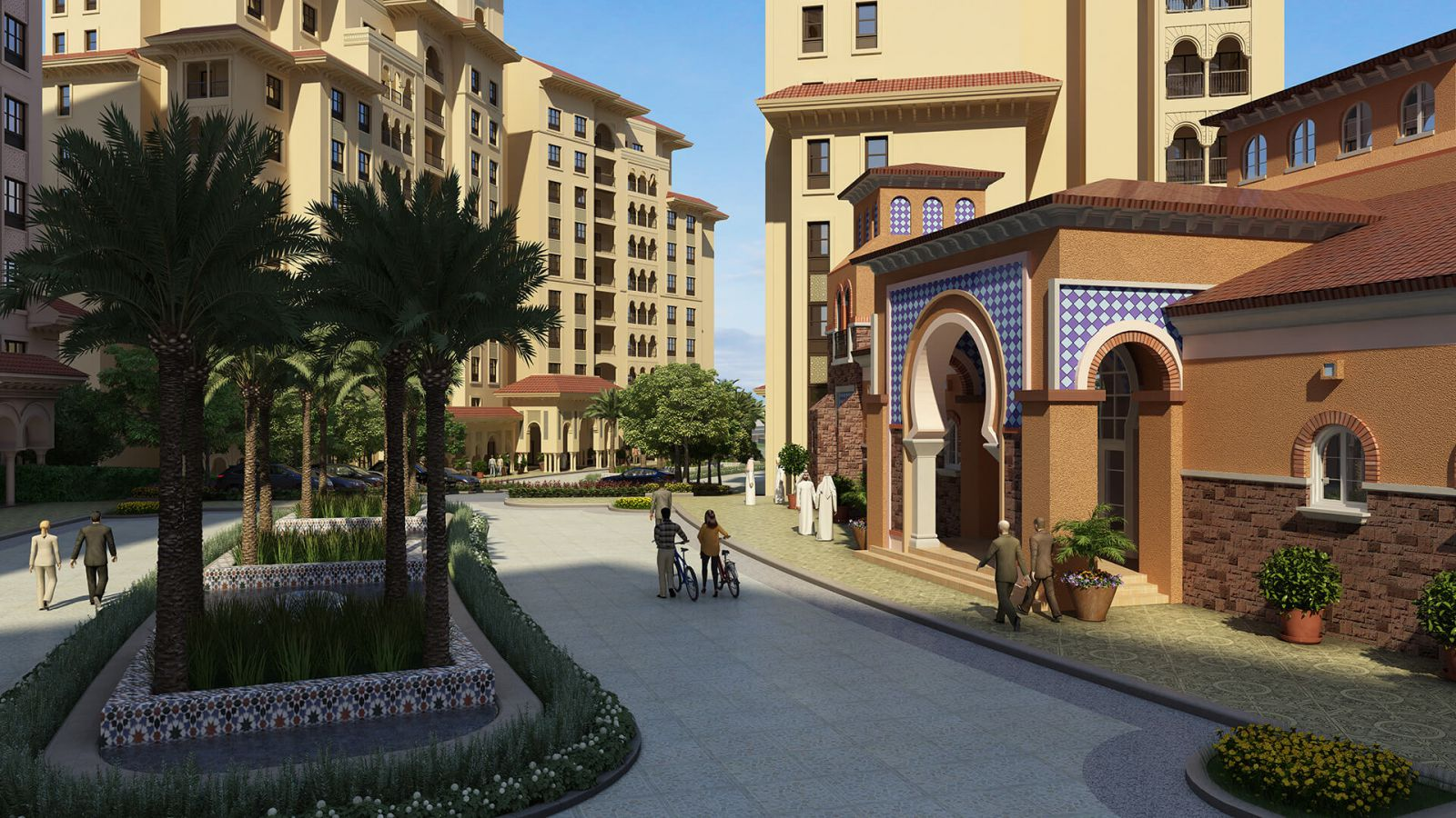 Live it to believe it at Alandalus in Jumeirah Golf Estates