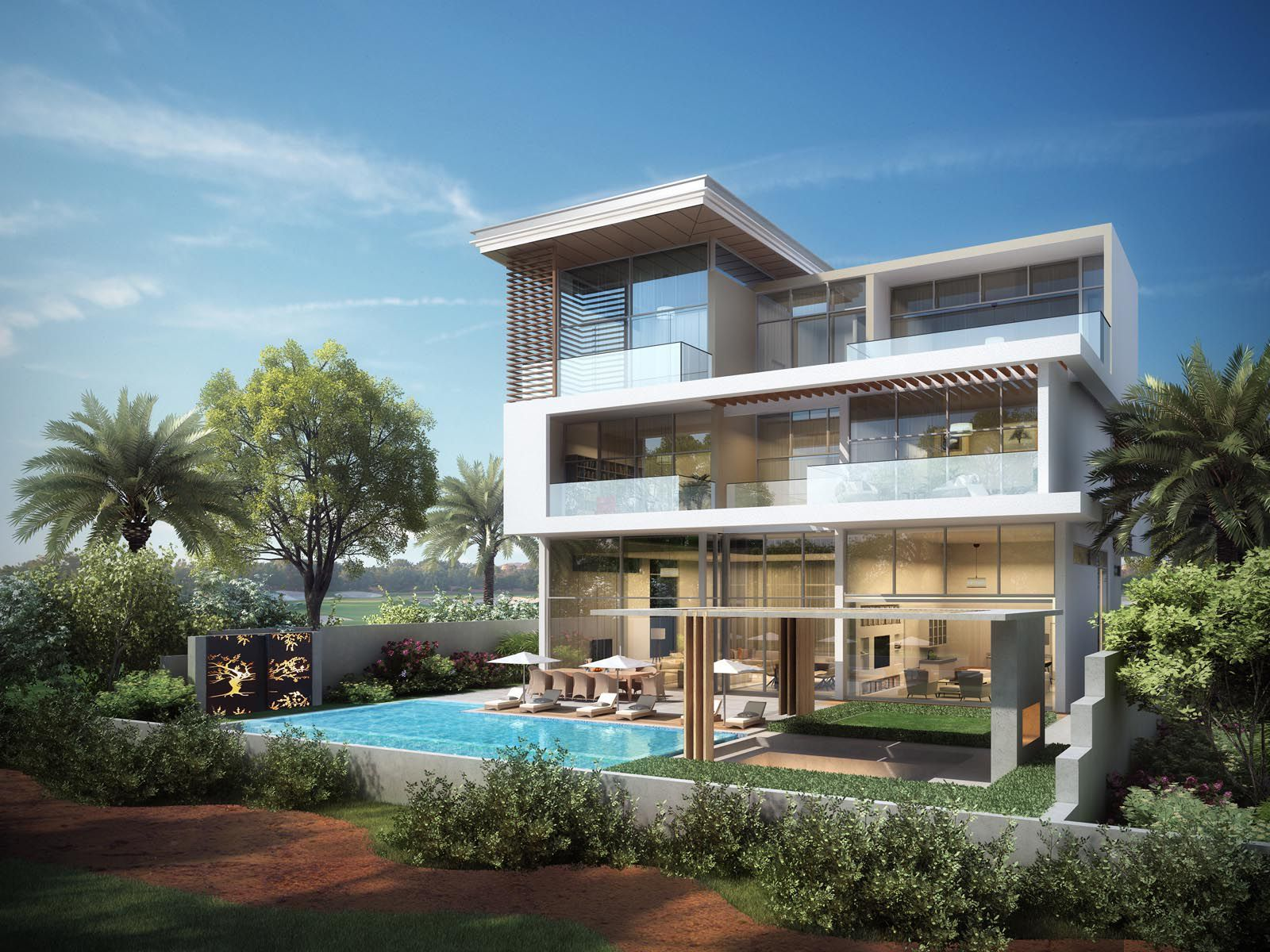 Welcome to 'Hillside' a limited collection of contemporary homes
