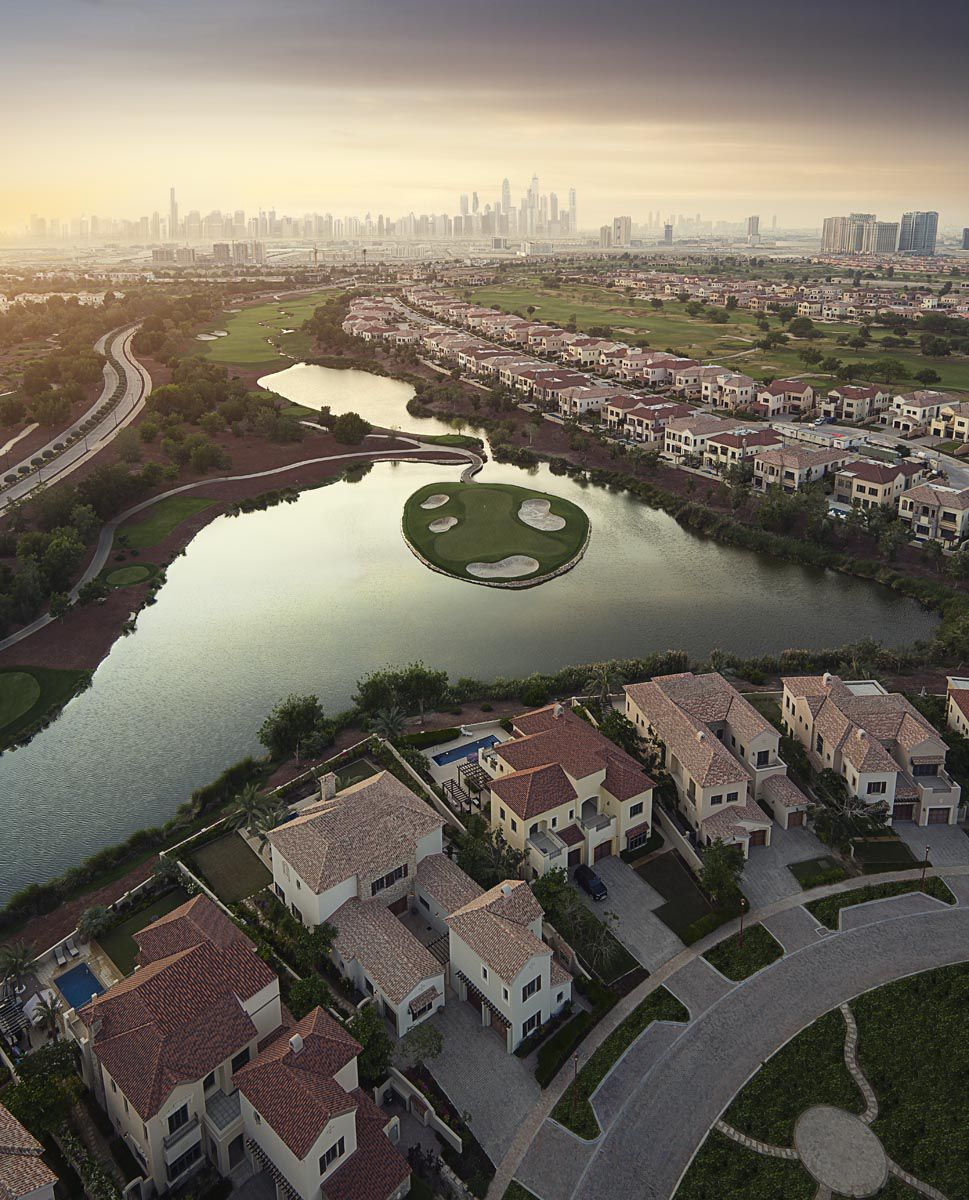 Welcome to Jumeirah Golf Estates