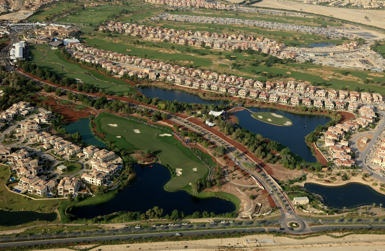 Jumeirah Golf Estates Announces Sponsorship Of Dubai Tour