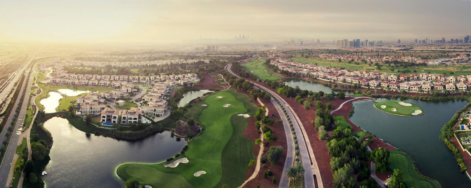 Jumeirah Golf Estates has been honoured as the Best Residential & Leisure Destination 2017 by th