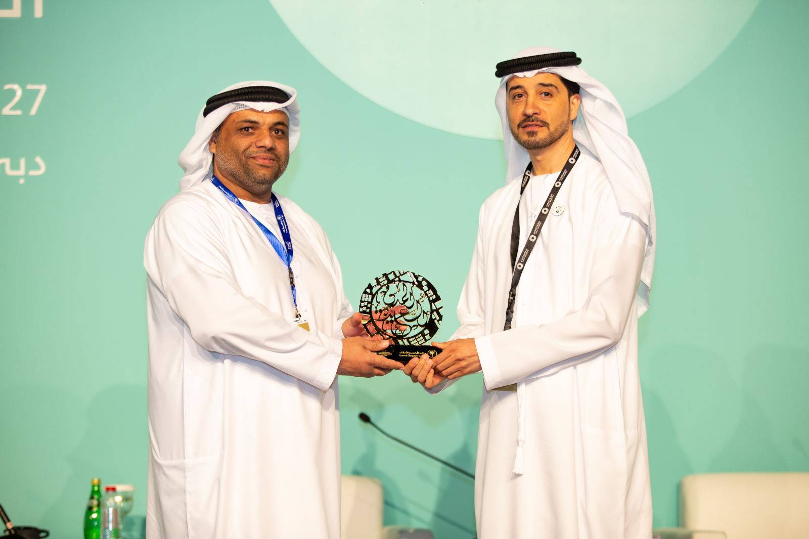 Jumeirah Golf Estates A Platinum Sponsorship of International Real Estate Federation World Congress