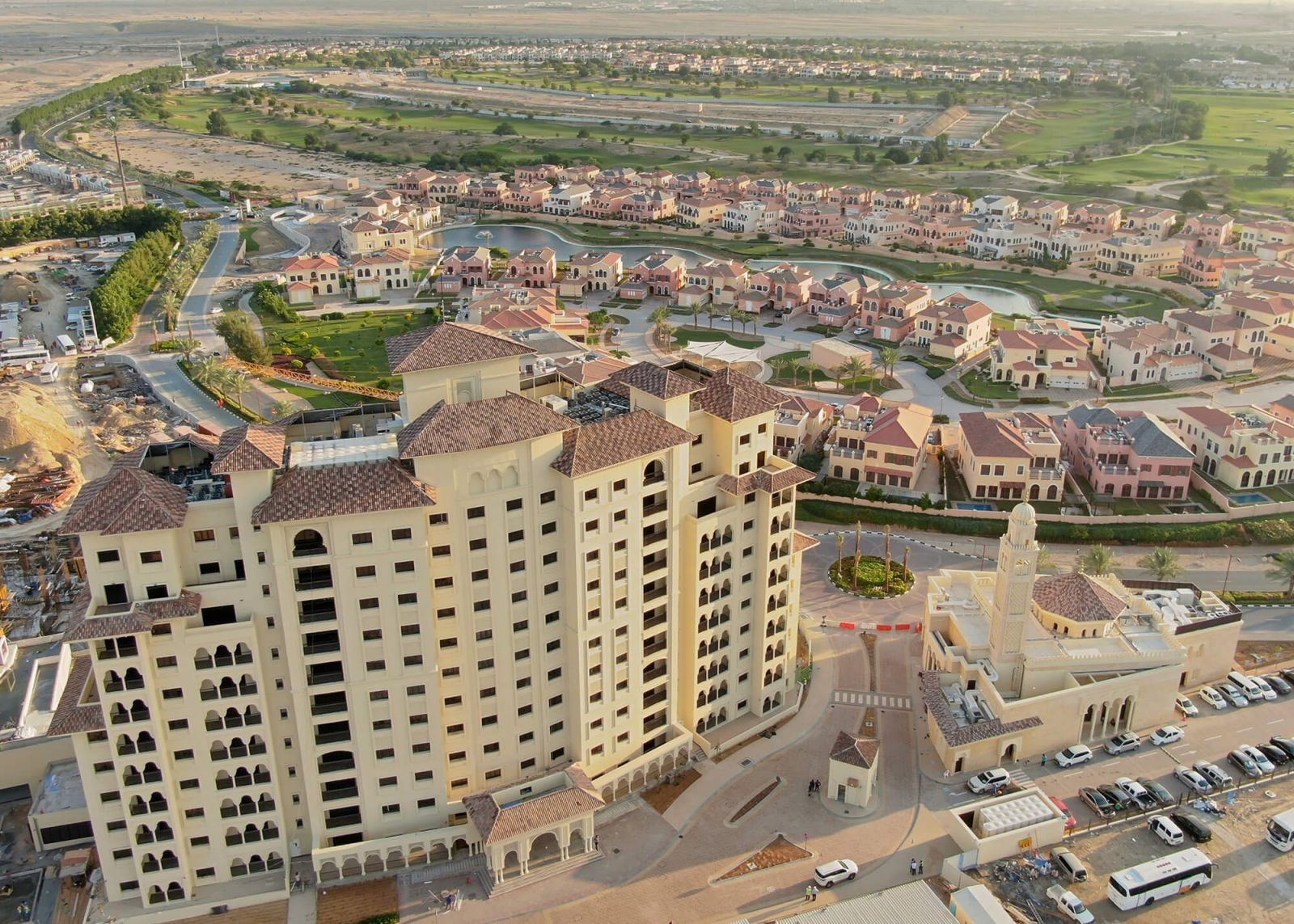 Jumeirah Golf Estates Announces the Completion of Alandalus' Towers A and B