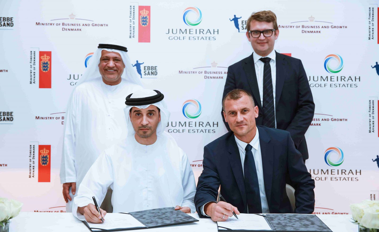 World's First Sustainable Sports Hub by Ebbe Sand to be developed at Jumeirah Golf Estates