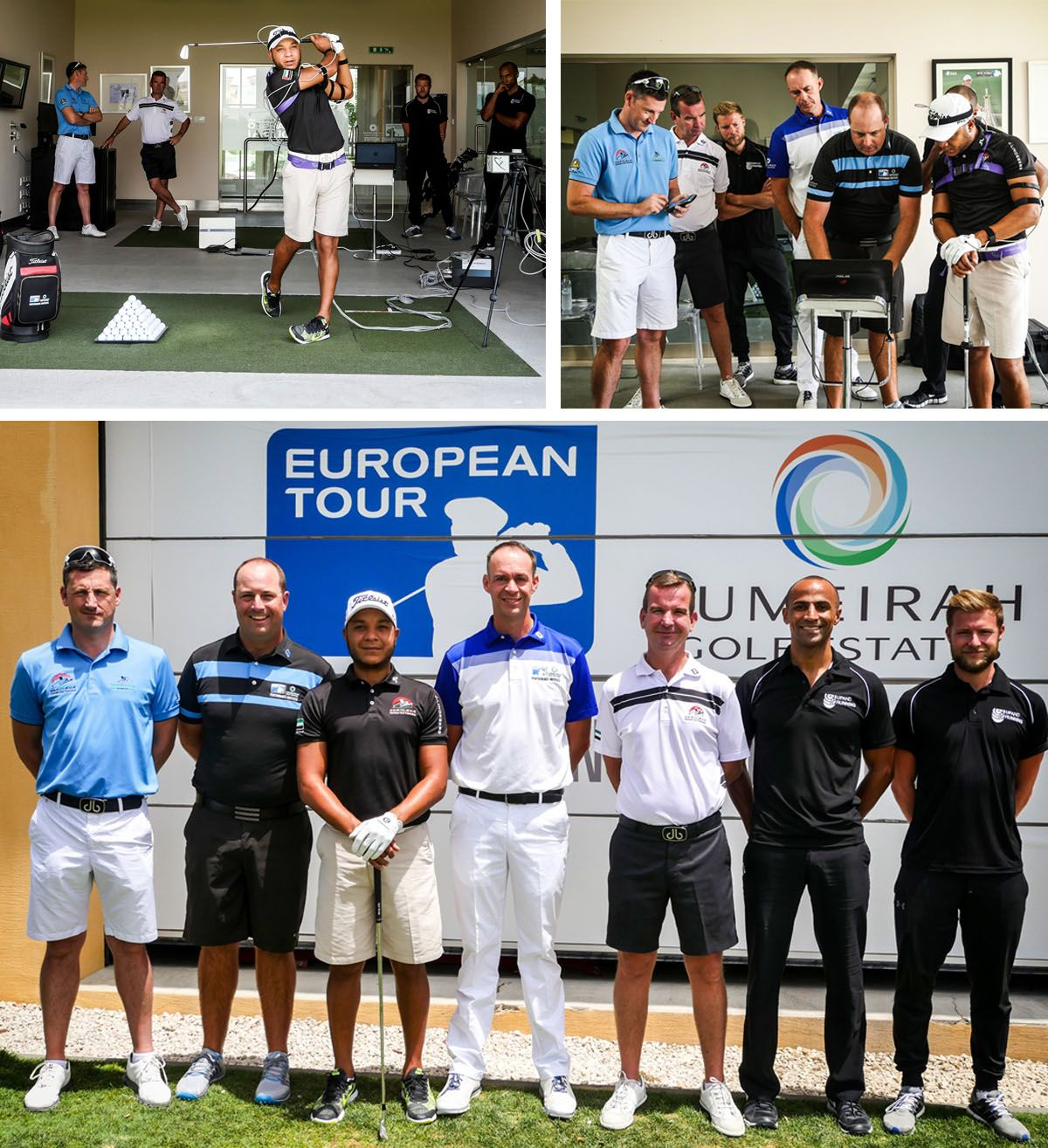 Dp World Supports Emirates Golf Federation's Elite Training Schedule For The Uae National Golf