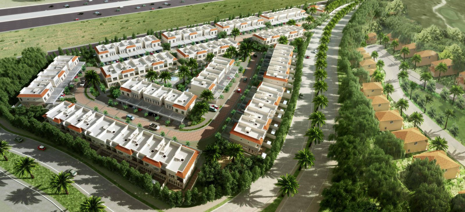 Jumeirah Golf Estates Launches 95 Townhouses In Afforbdale Luxury Community Alandalus