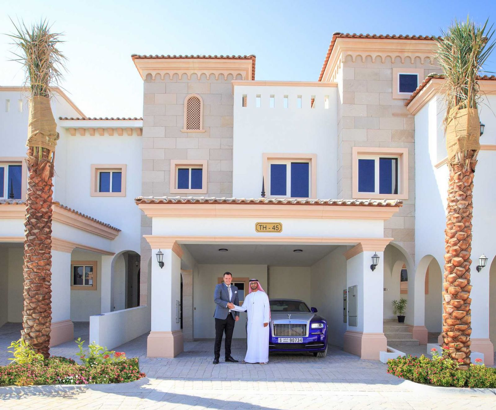 Phase 1 Of Redwood Park At Jumeirah Golf Estates Is Handed Over