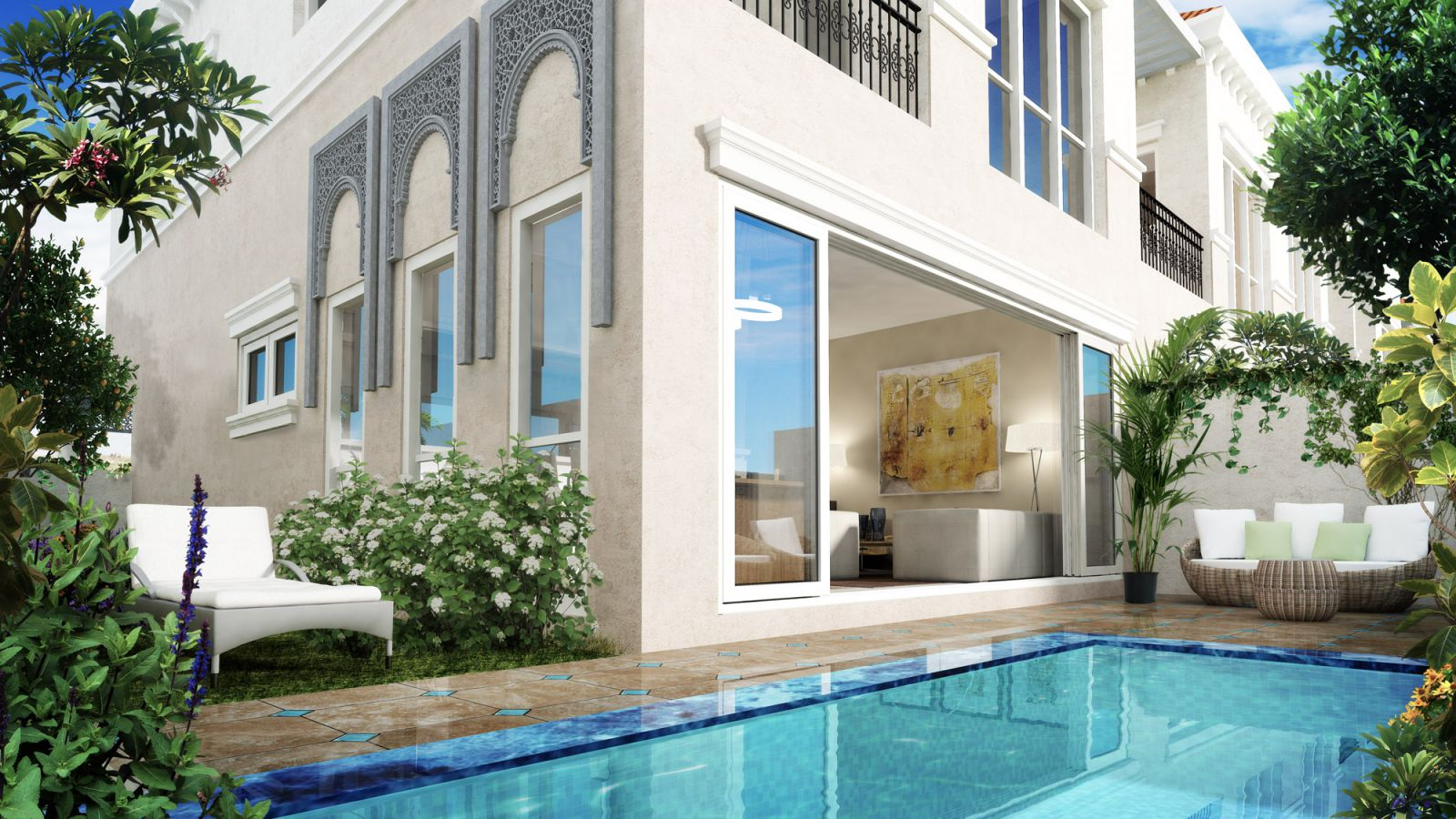 LIVE IT TO BELIEVE IT AT ALANDALUS TOWNHOUSES